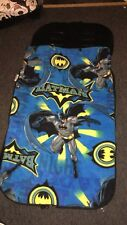 Custom Made Universal Batman Cosy Toes/foot muff