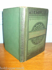 THE CROOKED SIXPENCE HB BOOK 1886 ILLUSTRATED GEORGE E SARGENT