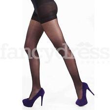 Collants noirs 20d grand confort Femme Collants Sheer Fancy Dress New