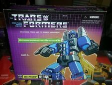 2003 G1 TRANSFORMERS Commemorative Series 7 Reissue Dirge MISB AFA ready