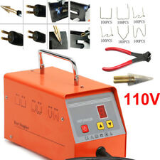Hot Stapler Kit Welder Welding Machine 110V For Plastic Auto Bumper Body Repair