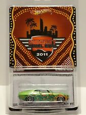 Hot Wheels 2011 DIECAST MODEL EXPO '73 FORD XB FALCON #1707/3000