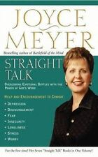 Straight Talk: Overcoming Emotional Battles with the Power of God's Word (Meyer