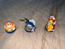 Meta Knight, King Dedede and Waddle Dee, Amiibo Kirby Series, Kirby Clash