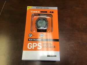 Timex T5K549 Ironman Run Trainer with Gps-Technologie (New)