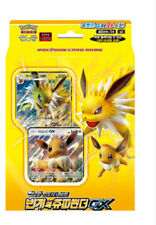 "Pokemon cards Sun & Moon ""Evey GX battle Jolteon GX Starter Set"" / Korean Ver"