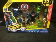 Marvel Avengers Super Hero Mashers Ultimate Avengers Set SPECIAL EDITION!