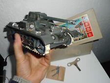 rare GESCHA  MANOVIER TANK char panzer allemand GESCHA  NEUF BOITE germany