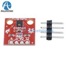 5PCS Arduino HTU21D Temperature and Humidity Sensor Module Board Breakout