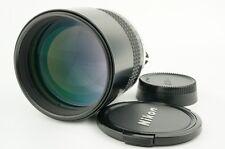"""N Mint"" Nikon Nikkor 135mm f/2 Ai-s ais manual focus lens From Japan *0793"