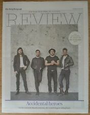 Mumford and sons - Daily Telegraph Review – 25 July 2015