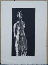 Hans Theo Richter (1902-69)  Nackte - Erotik - Nude - Schüler Otto Dix