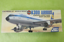 Airfix 1:144 Scale A300 Airbus in Lufthansa livery
