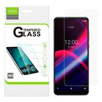 Airium Tempered Glass Screen 2.5D for T-mobile Revvl 4+ TCL Revvl 4+ Clear