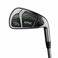 New LH Callaway Epic / Epic Pro iron set Irons 4-PW - Choose Model and flex