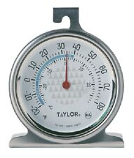Taylor 2 Pack, TruTemp, Freezer/Refrigerator Thermometer