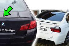 BMW F10 5er M5 hecklippe CARBON form spoilerlippe flügel schwert abrisskante new