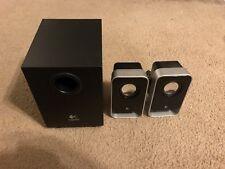 Logitech 2.1 Stereo Speaker System LS21 (used)