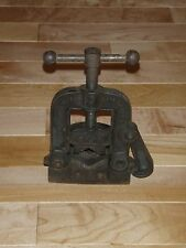 Antique Pipe Vise by Erie Tool Works