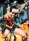 ACEO ATC Sketch Card - Wonder Woman