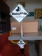 Distributeur - Doseur de bar Whisky BLACK & WHITE