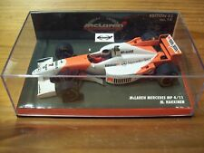1/43 McLAREN MERCEDES MP4/11 Mika Häkkinen 1996