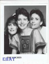 The Roches Roche Sister VINTAGE Photo