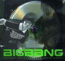 BIGBANG 2ND SINGLE ALBUM [ LA LA LA ] CD+MUSIC VIDEO