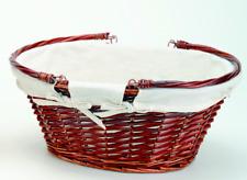 Panier-cadeau Panier-cadeau avec tissu SEMELLE othopédique 42 x 32 x 19,5 cm