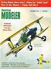 AMERICAN MODELER Magazine December 1961 Little Toot: C/L Model by Cal Smith