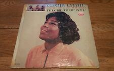 Gloria Lynne Lynn With The Earl May Trio I'm Glad There Is You Everest Lbr 5126