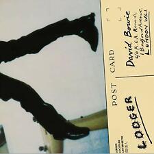 David Bowie Lodger (2018) Remasterisé Réédition 10-track Album CD Neuf/Scellé