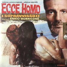 ENNIO MORRICONE- ECCE HOMO -  Soundtrack CD