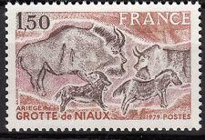 FRANCE TIMBRE NEUF  N° 2043 **  GROTTE DE NIAUX