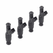 4 60lb 650cc EV1 Fuel Injectors For Ford BMW VW Audi 1.8T Turbo 2.3L