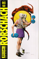RORSCHACH #1 (JAE LEE VARIANT)(WATCHMEN SPIN-OFF SERIES) ~ DC Comics