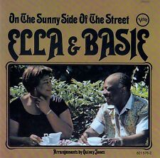 ELLA & BASIE : ON THE SUNNY SIDE OF THE STREET / CD (VERVE 821 576-2)