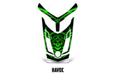 Ski-Doo Rev XR Hood Decal Graphic Kit Sled Snowmobile Sticker Wrap 2013+ HAVOC G