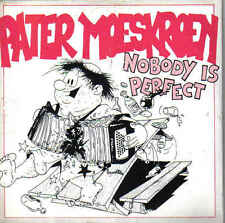 Pater Moeskroen-Nobody Is Perfect cd single