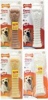 SOUPER Size NYLABONE DURA CHEW BONE - Durable Tough Powerful Chewers Big Dog Toy