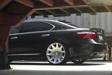 "22"" MRR HR3 Wheels For Lexus LS 460 600h 22-Inch Staggered Rims Set (4)"