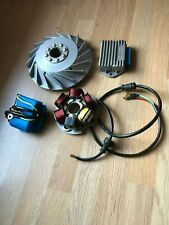 Vespa small frame electronic ignition flywheel stator kit for PL170 20mm cone