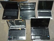 Lot of Used Laptops *As Is* 11 total, bulk, for parts