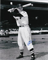 Bobby Doerr Signed Autographed 8x10 Photo Boston Red Sox Baseball Hall of Fame