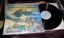 20th Century Strings Volume 2 Nicholas Flagello EX shrink STEREO Fox Pavane