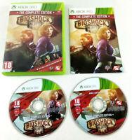 Jeu XBOX 360 VF  Bioshock Infinite Complete Edition  avec notice  Envoi suivi