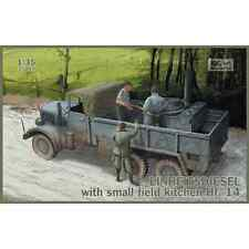 IBG35007 - IBG MODELS: EINHEITS  DIESEL with small field kitchen Hf.14