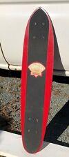 """FIBREFLEX 29"""" BOWLRIDER DECK FIRST GEN. RED G&S Vintage Skateboard 70s"""