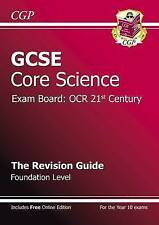 GCSE Core Science OCR 21st Century Revision Guide - Higher Level