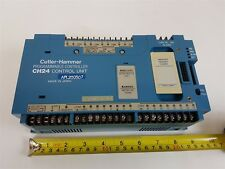 Cutler-Hammer CH24 Programmable Controller Control Unit APL200507 24VDC - Good